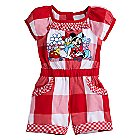 Minnie Mouse and Daisy Duck Romper for Baby