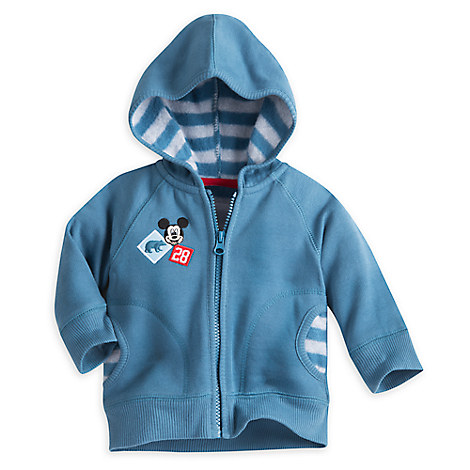 Mickey Mouse Fleece Hoodie for Baby