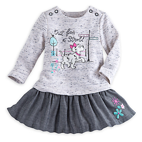 101 Dalmatians Knit Dress for Baby
