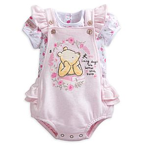 Winnie the Pooh Romper Set for Baby