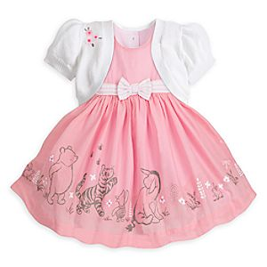 Winnie the Pooh Classic Dress Set for Baby