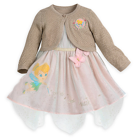 Tinker Bell Fancy Dress Set for Baby