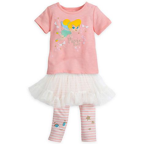 Tinker Bell Legging Set for Baby