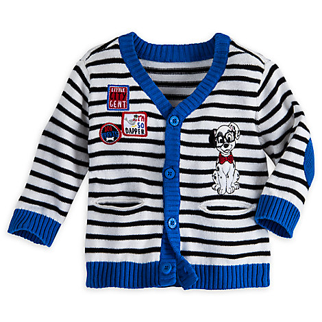 101 Dalmatians Cardigan for Baby