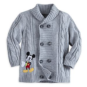 Mickey Mouse Holiday Sweater for Boys - Share The Magic Collection