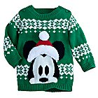 Mickey Mouse Holiday Sweater for Baby