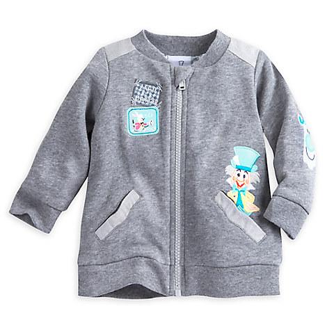 Alice in Wonderland Jacket for Baby