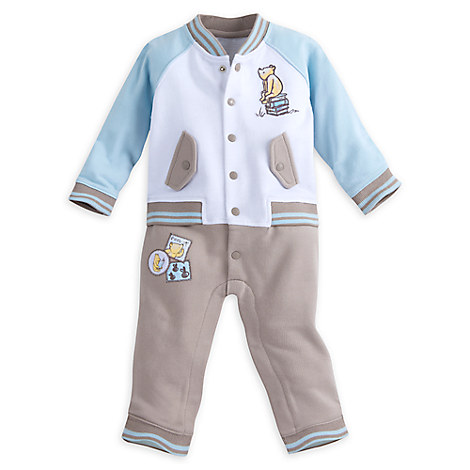 Winnie the Pooh Layette Romper Set for Baby