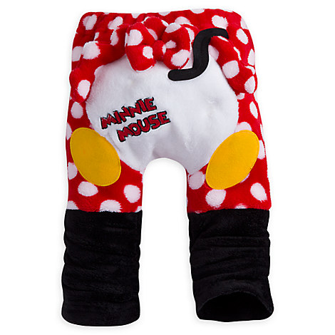 Minnie Mouse Fleece Pants for Baby
