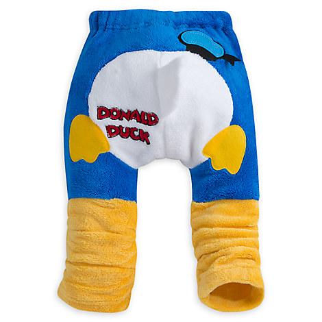 Donald Duck Fleece Pants for Baby