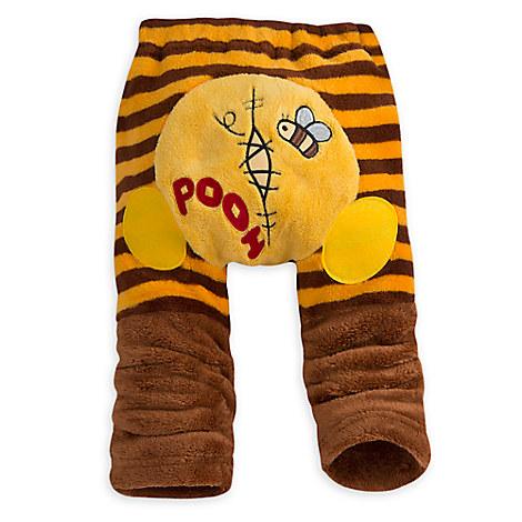 Pooh Fleece Pants for Baby