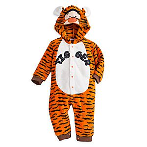 Tigger Fleece Costume Romper for Baby