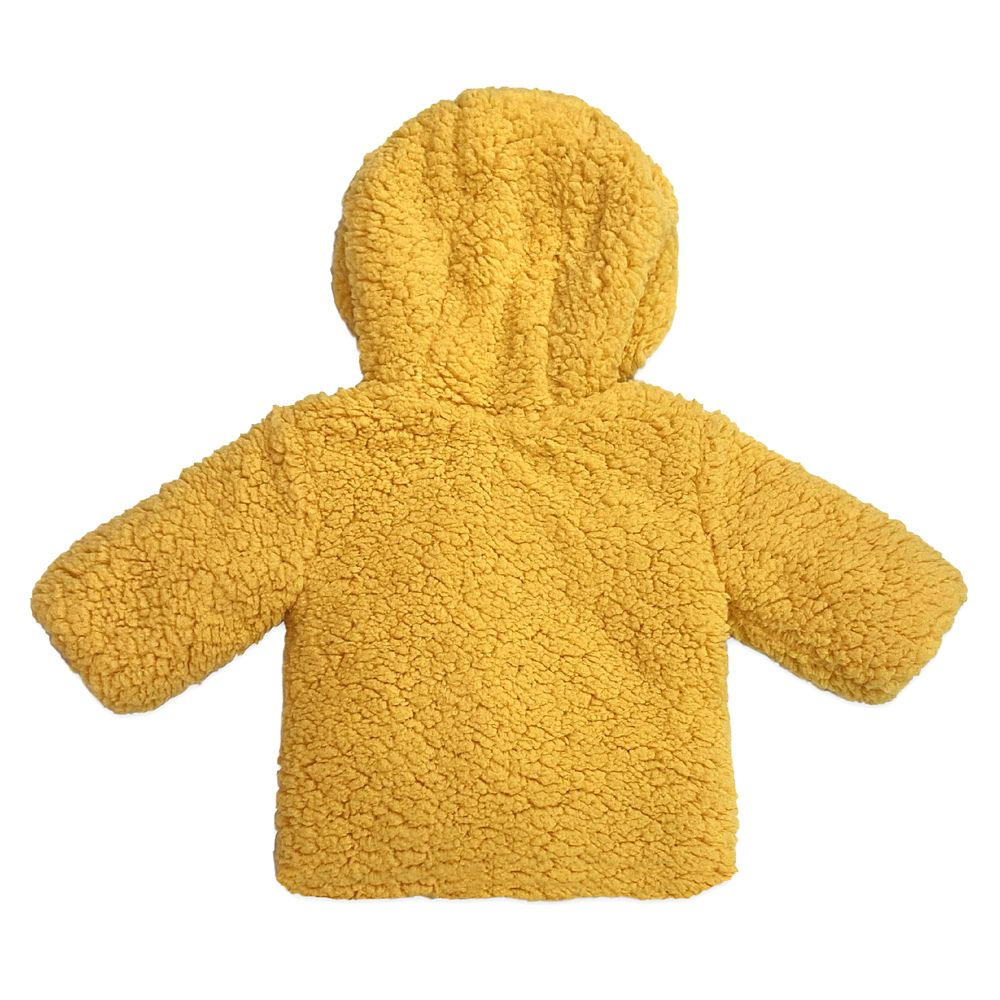 Winnie the Pooh Sherpa Jacket for Baby