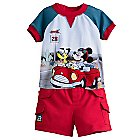 Mickey Mouse Short Set for Baby