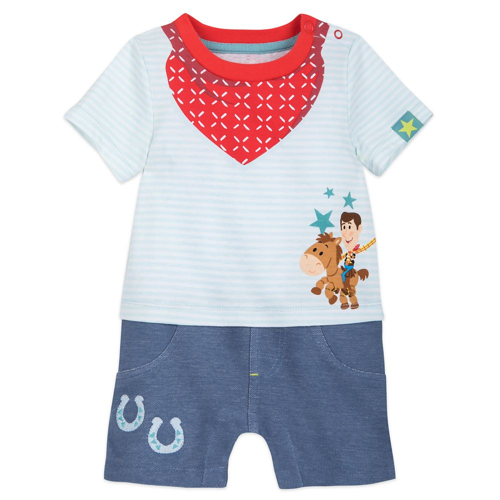 Toy Story Romper for Baby