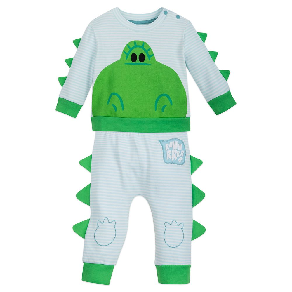 Rex Knit Shirt and Pants Set for Baby – Toy Story