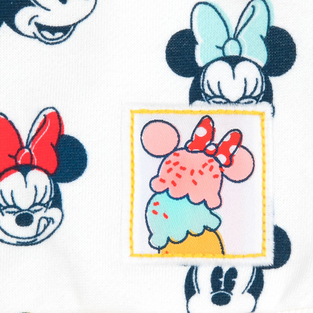 Minnie Mouse Knit Top and Pant Set for Baby