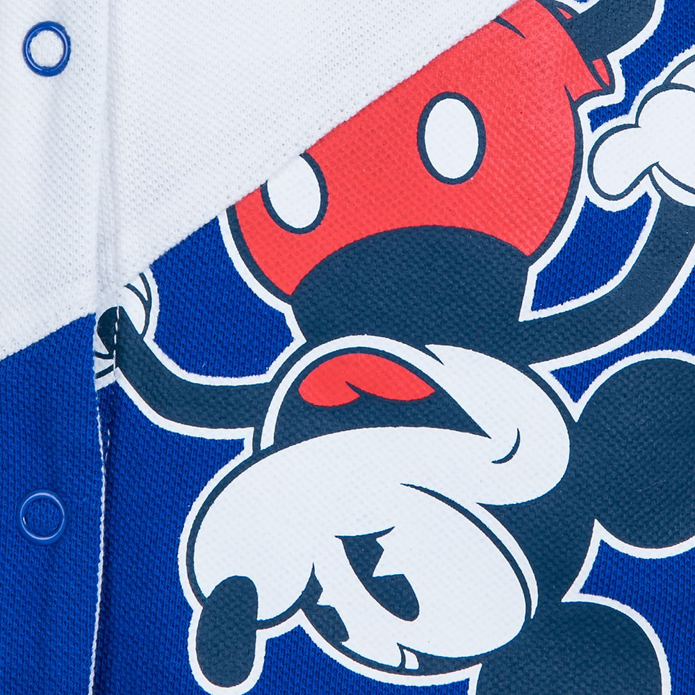 Mickey Mouse and Donald Duck Romper for Baby