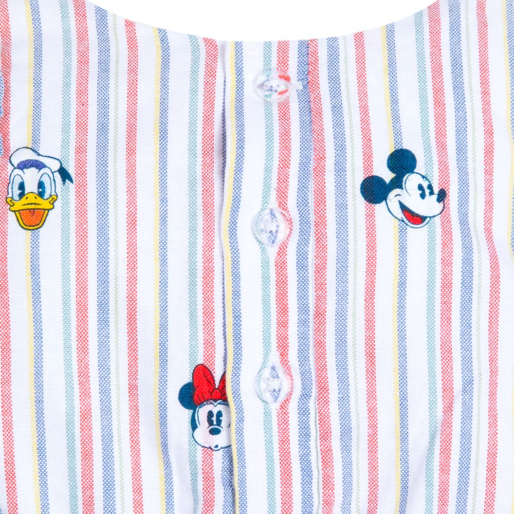 Mickey Mouse and Friends Summer Fun Woven Dress for Baby