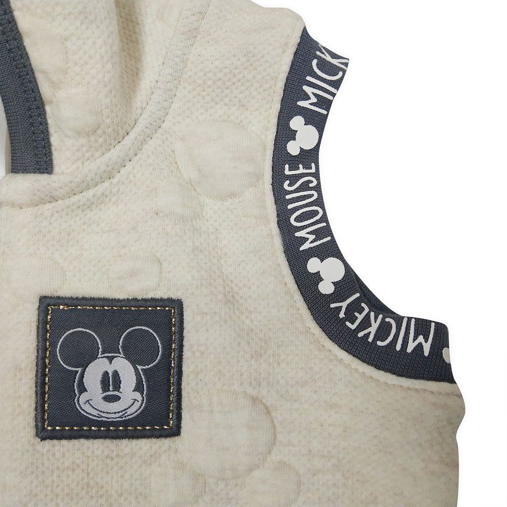 Mickey Mouse Sleeveless Romper for Baby
