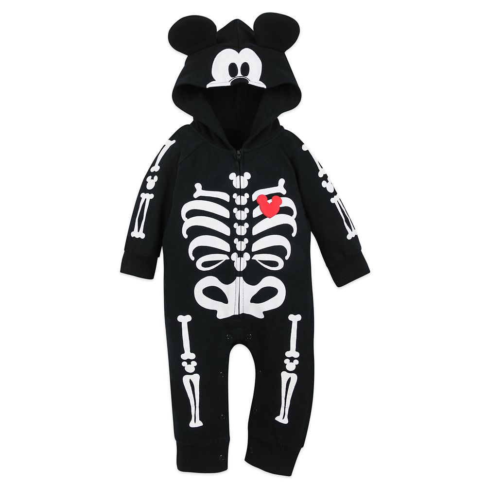 Mickey Mouse Halloween Romper for Baby Official shopDisney