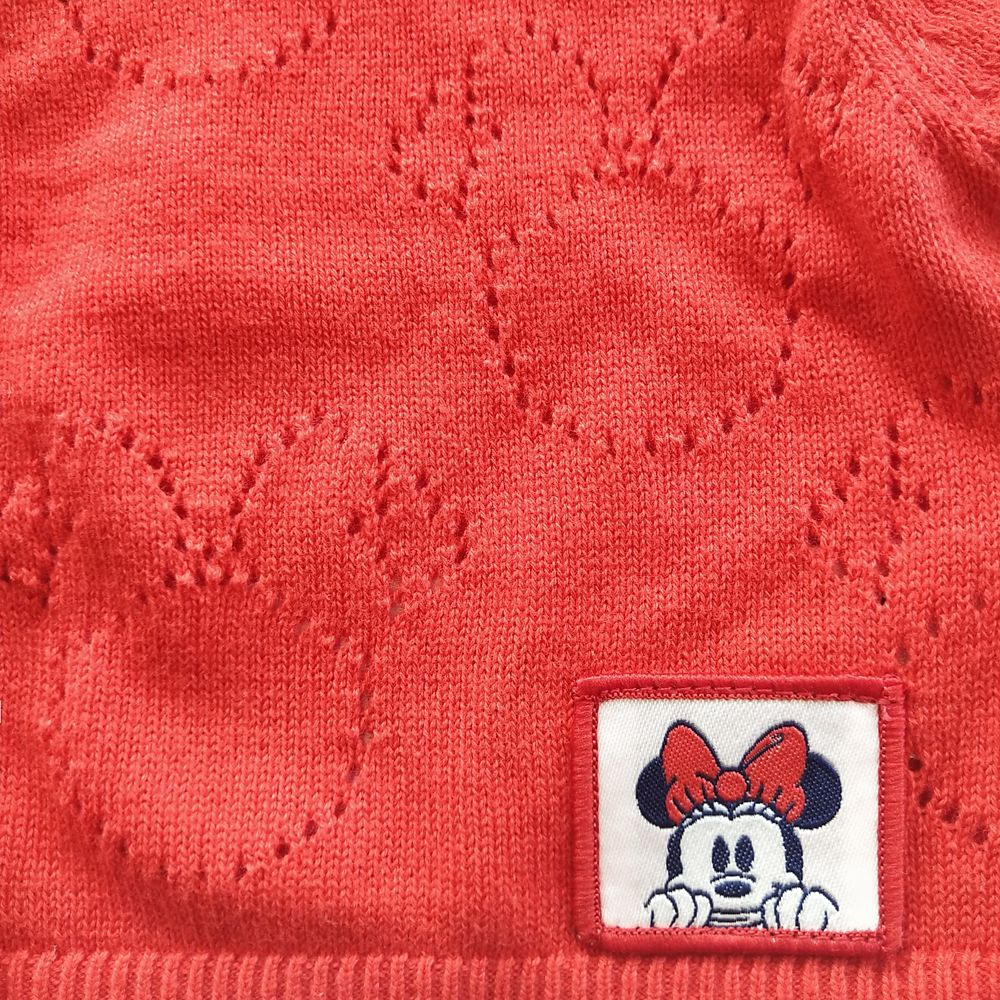 Minnie Mouse Dress and Cardigan Set for Baby