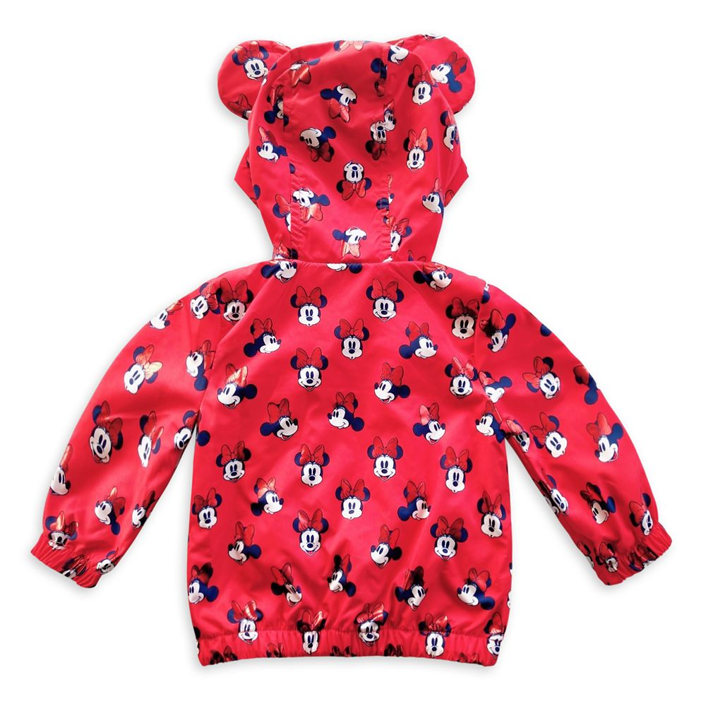 Minnie Mouse Hooded Jacket for Baby