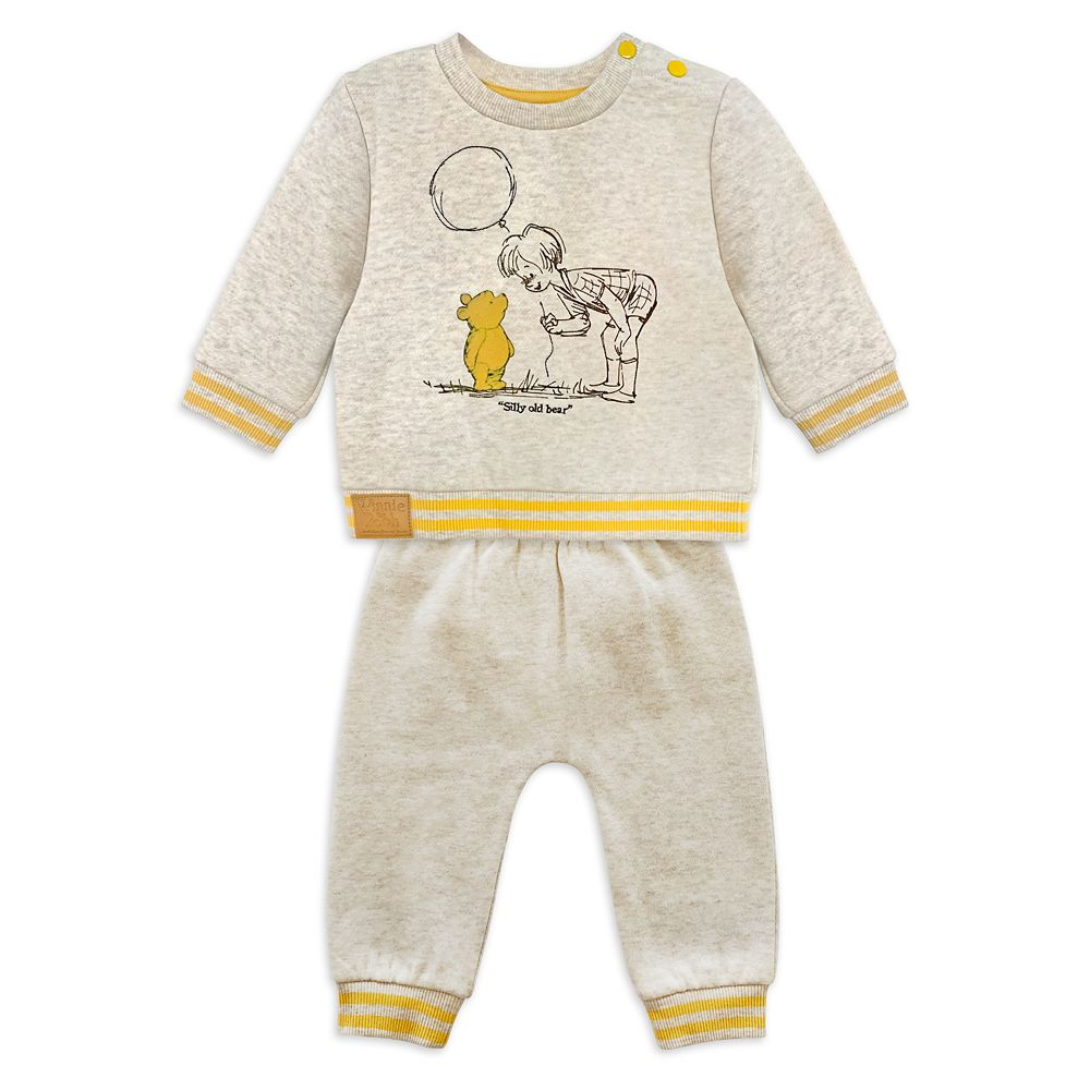 Winnie the Pooh Sweatsuit for Baby