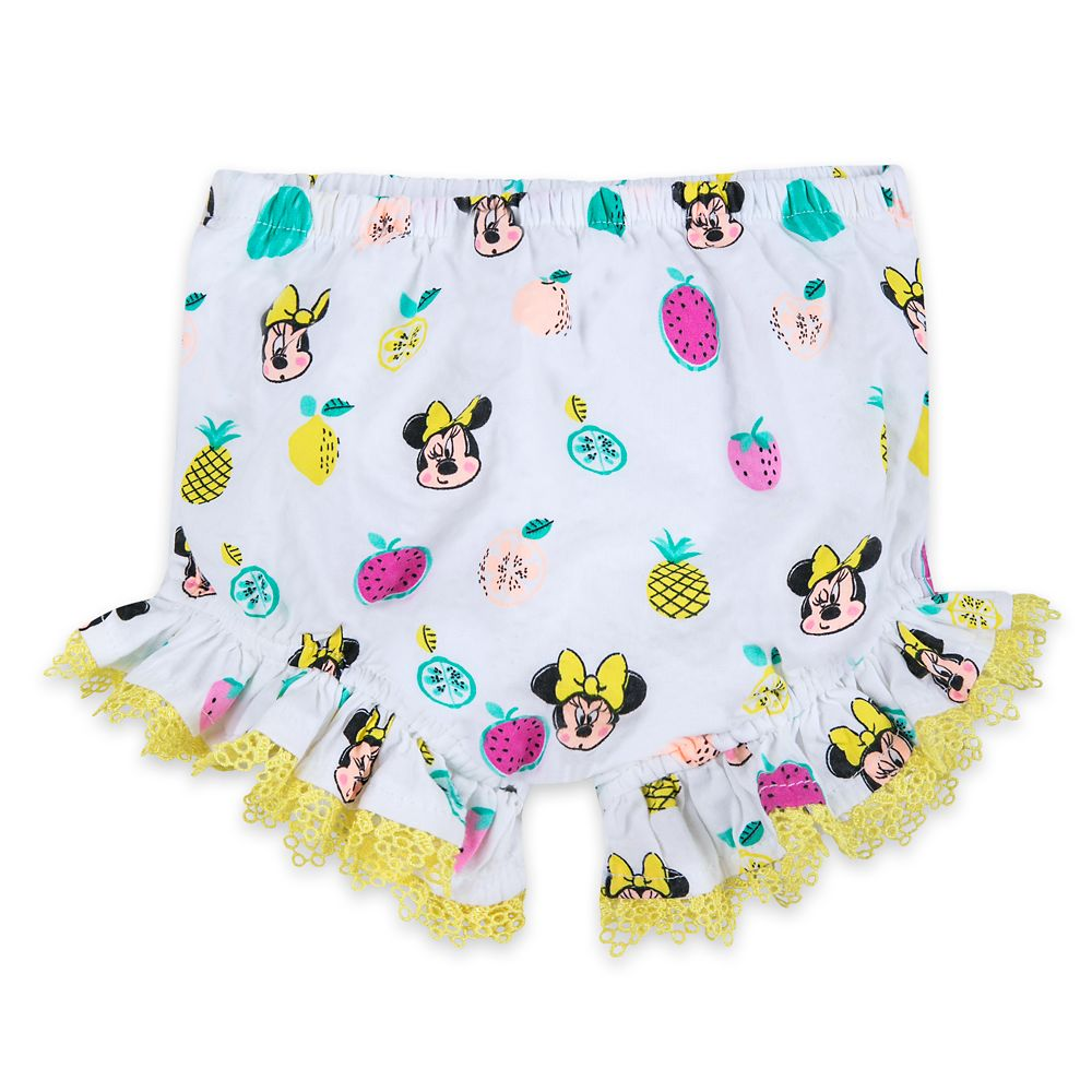 Minnie Mouse Fruit Print Set for Baby
