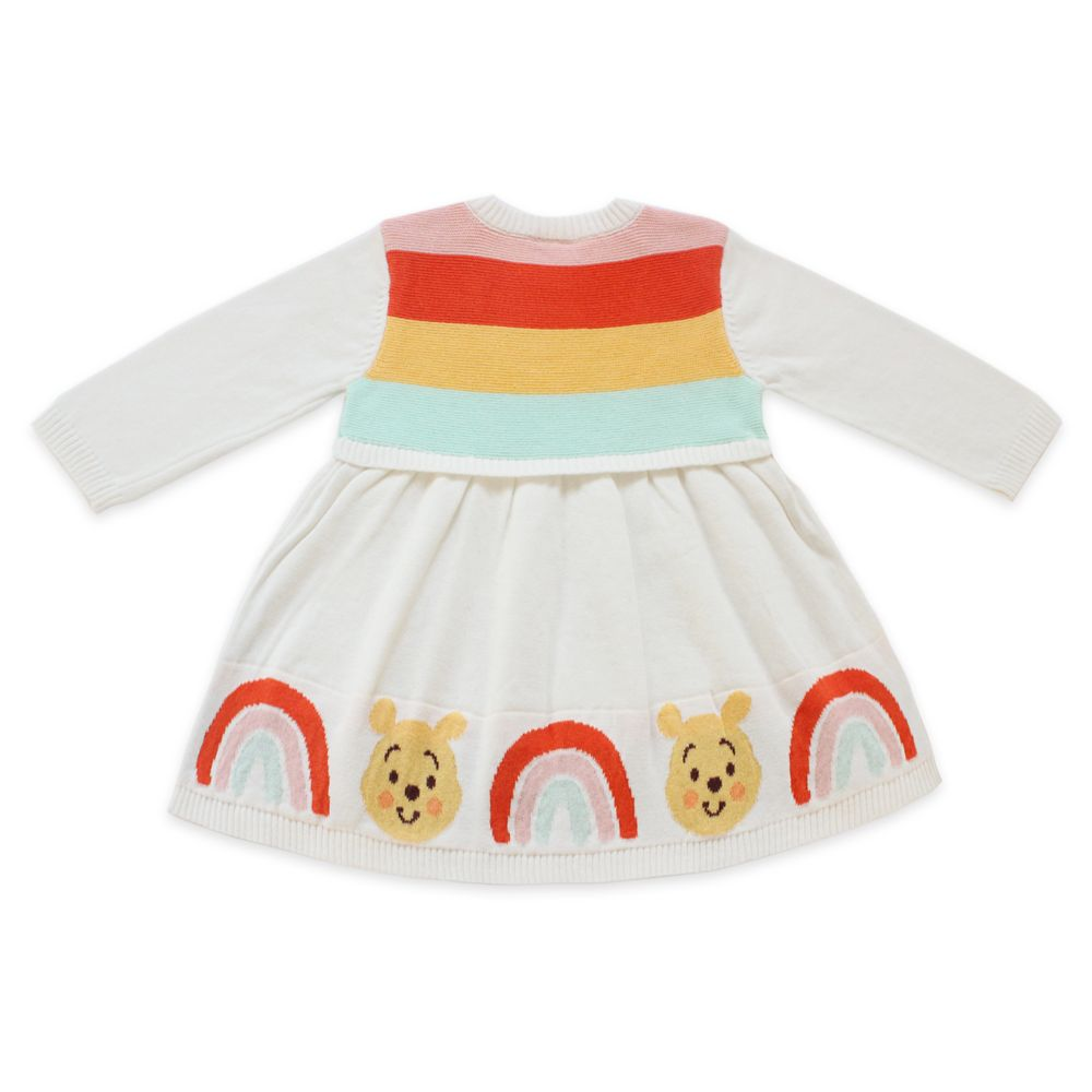 Disney Winnie the Pooh Knit Dress for Baby