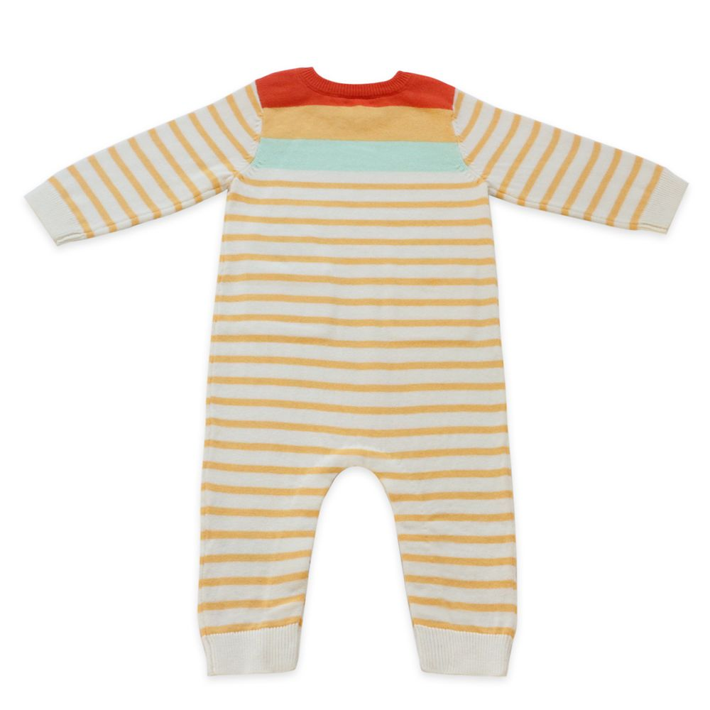 Winnie the Pooh and Tigger Romper for Baby