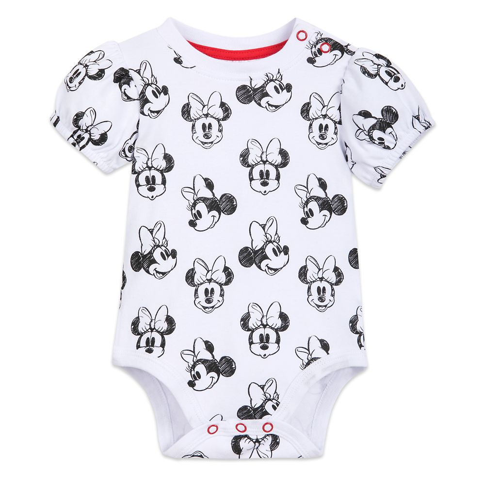 Minnie Mouse Jumpsuit Set for Baby
