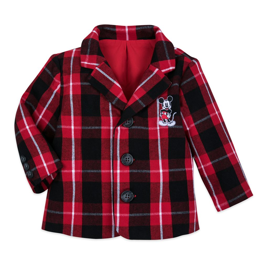 Mickey Mouse Fancy Jacket for Baby