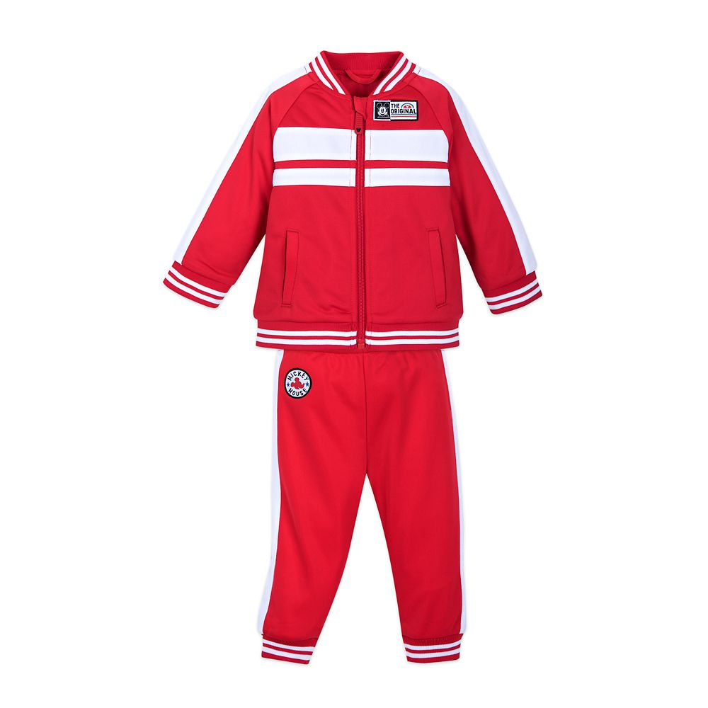 Mickey Mouse Track Suit for Baby Official shopDisney