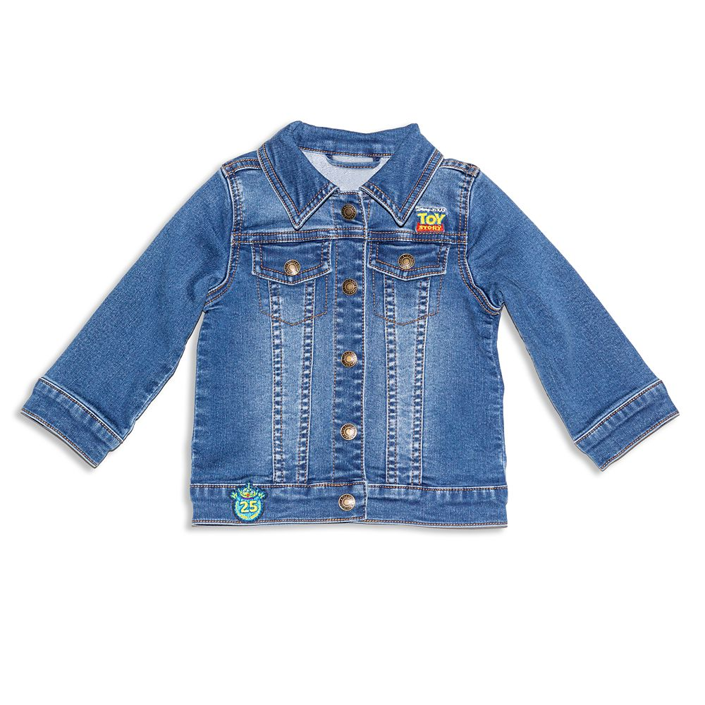 Toy Story 25th Anniversary Denim Jacket for Baby