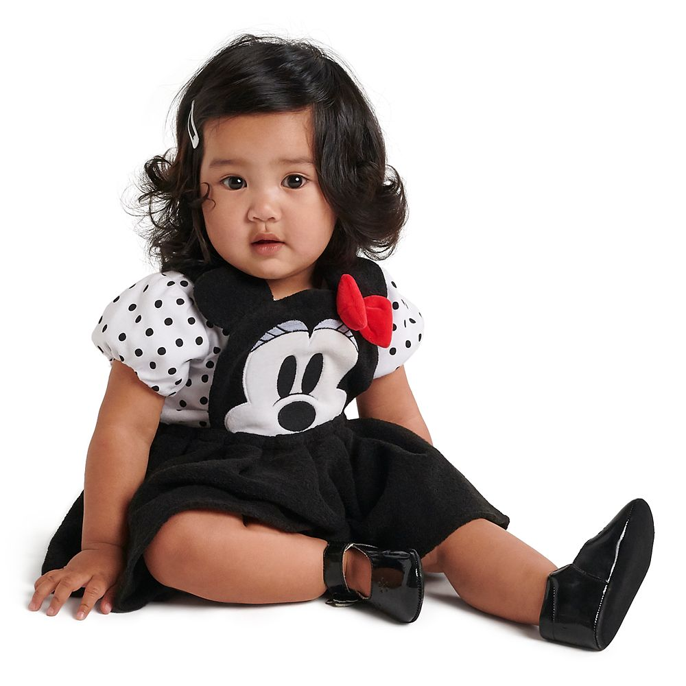 Minnie Mouse Jumper Dress Set for Baby