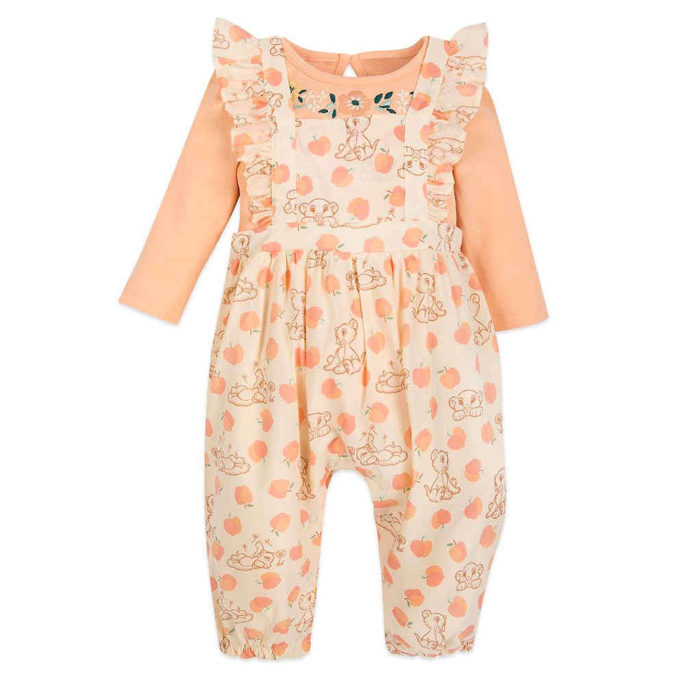 Nala Romper and Bodysuit Set for Baby – The Lion King