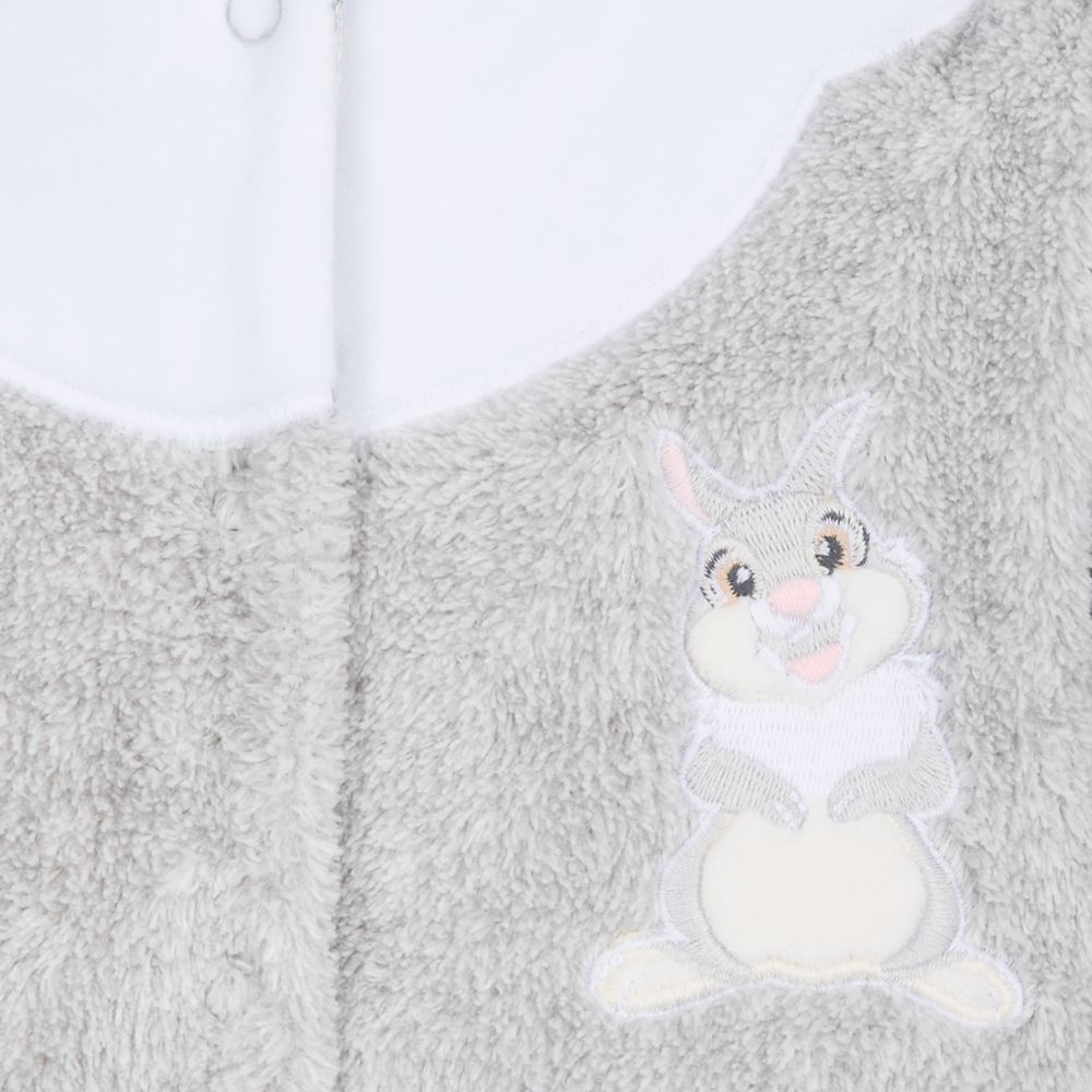 Thumper Hooded Coverall for Baby