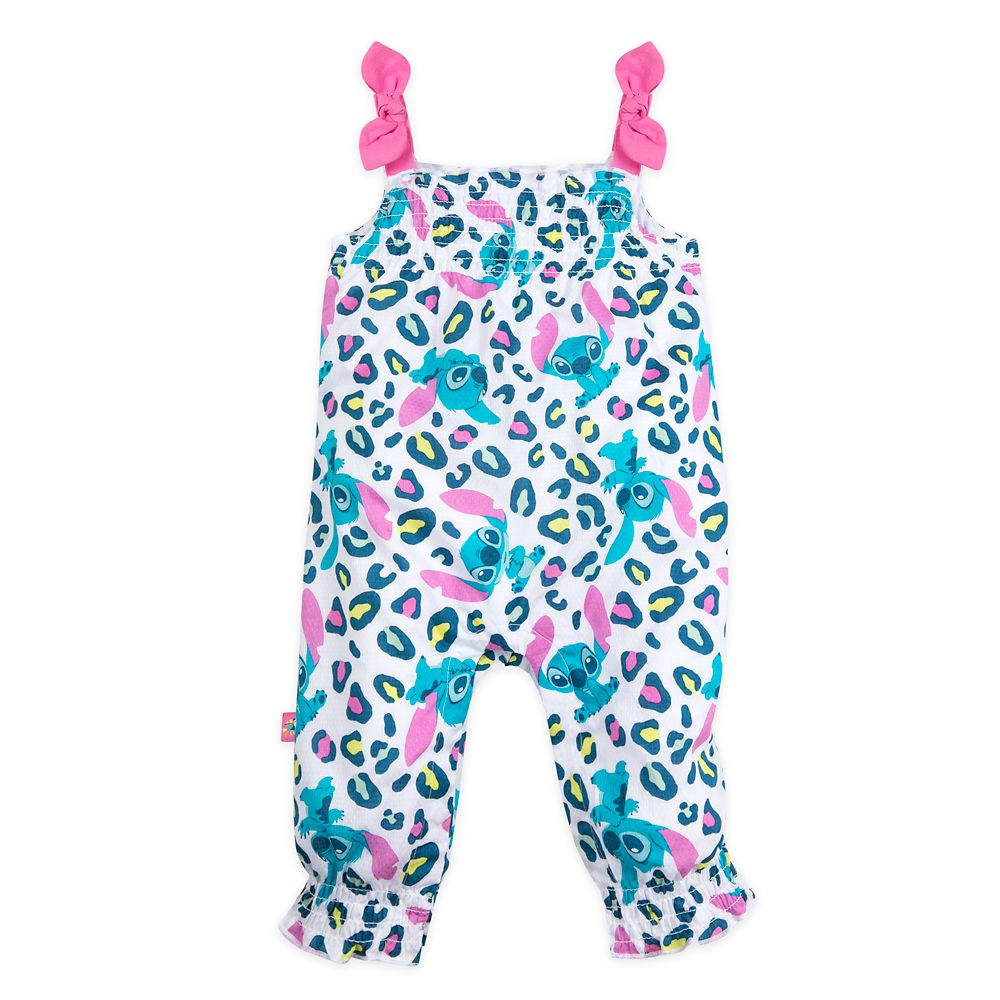 Stitch Bubble Romper for Baby