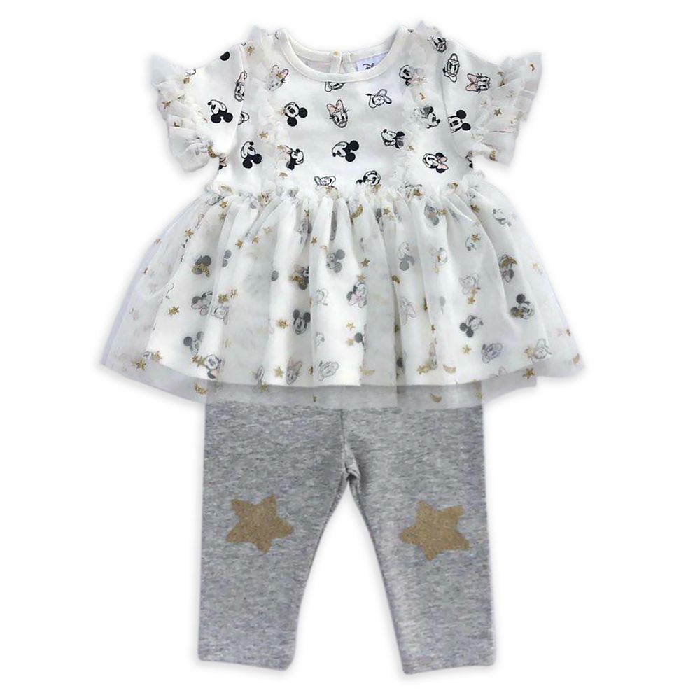 Mickey Mouse and Friends Tunic and Legging Set for Baby