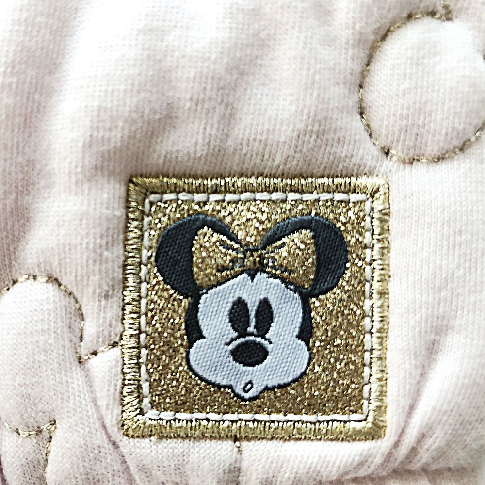 Minnie Mouse Quilted Jacket for Baby