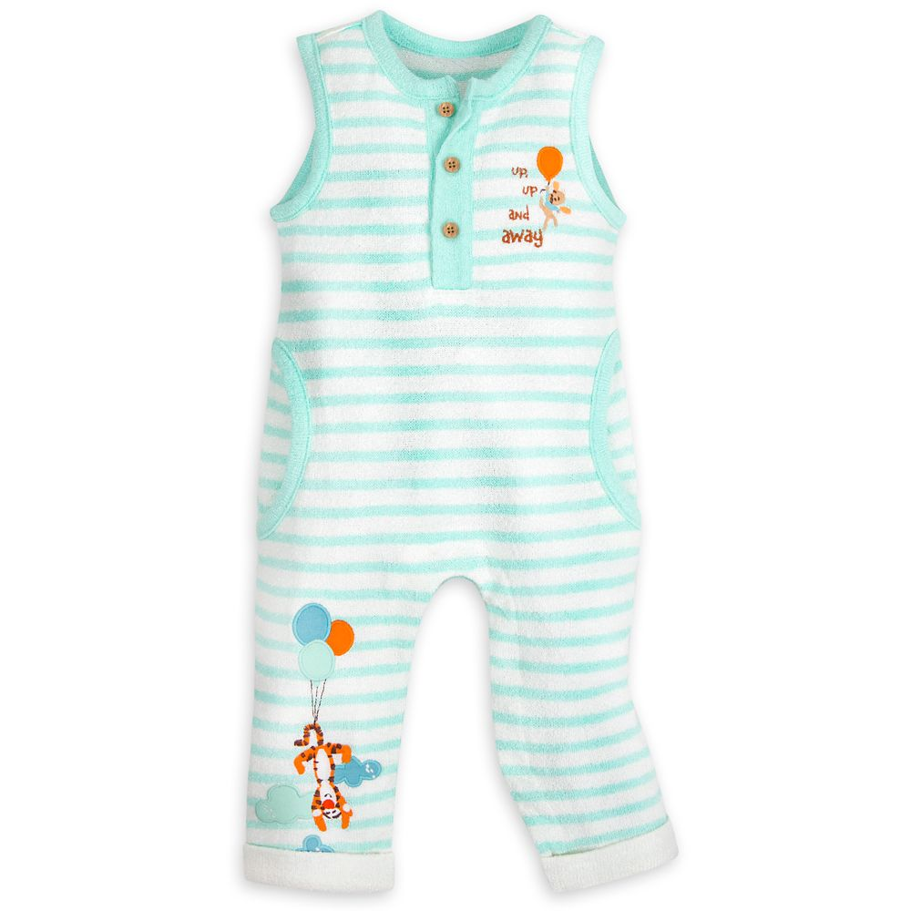Tigger and Roo Terry Romper for Baby  Winnie the Pooh Official shopDisney