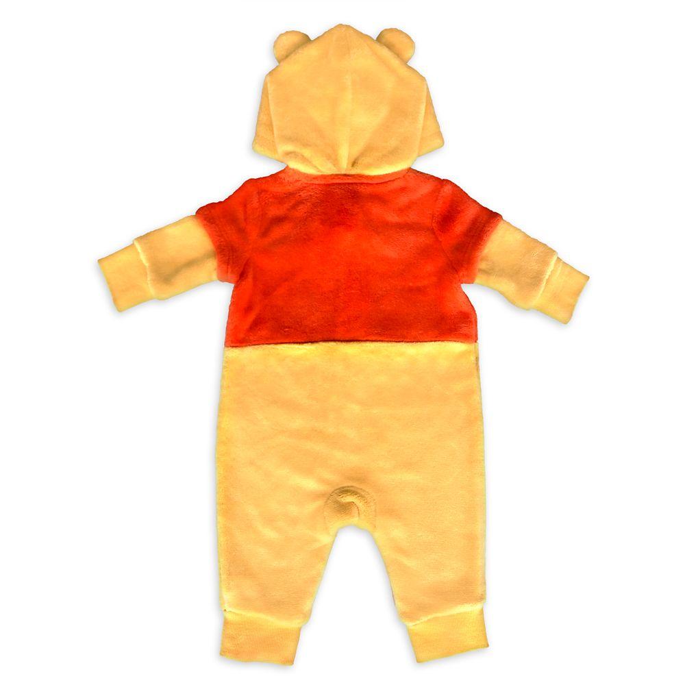 Winnie the Pooh Fleece Costume Romper for Baby