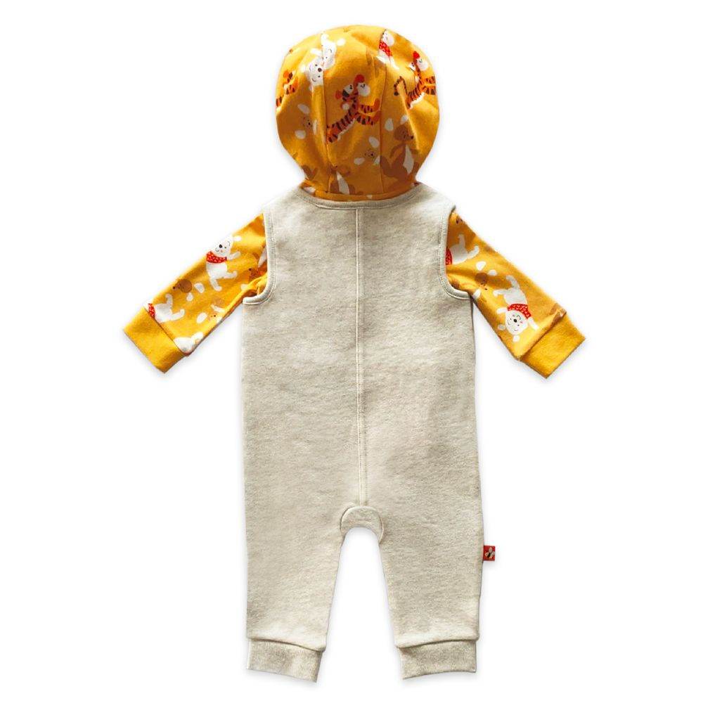 Winnie the Pooh and Pals Dungaree Set for Baby