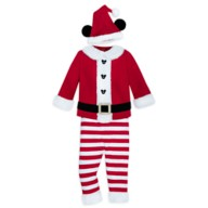 Santa Mickey Mouse Costume for Baby
