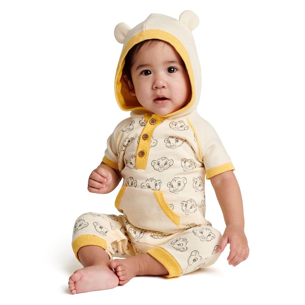 Simba Romper for Baby
