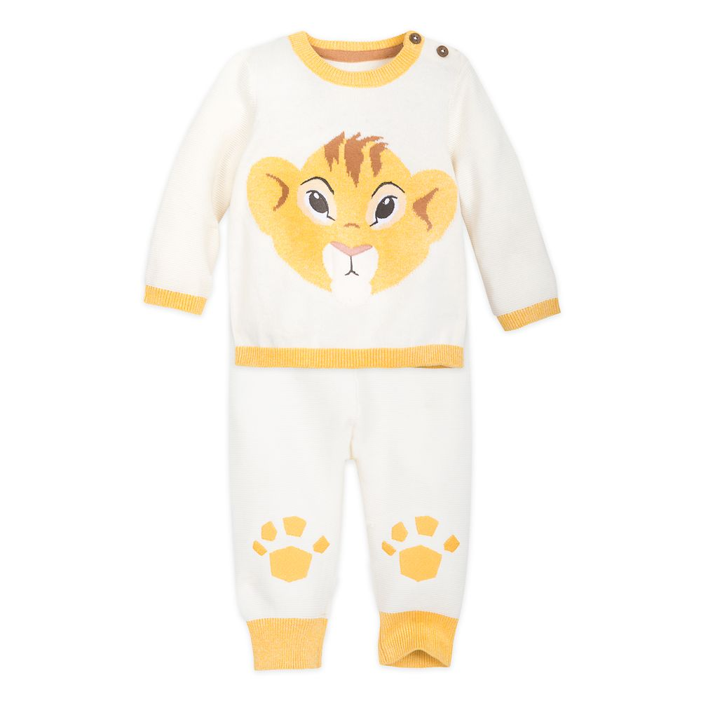 Simba Knit Set for Baby