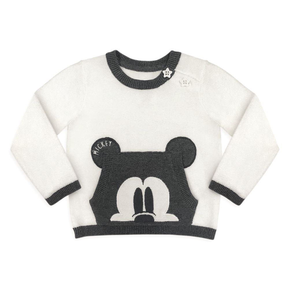 Mickey Mouse Sweater and Pants Set for Baby