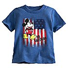 Mickey Mouse Americana Tee for Baby