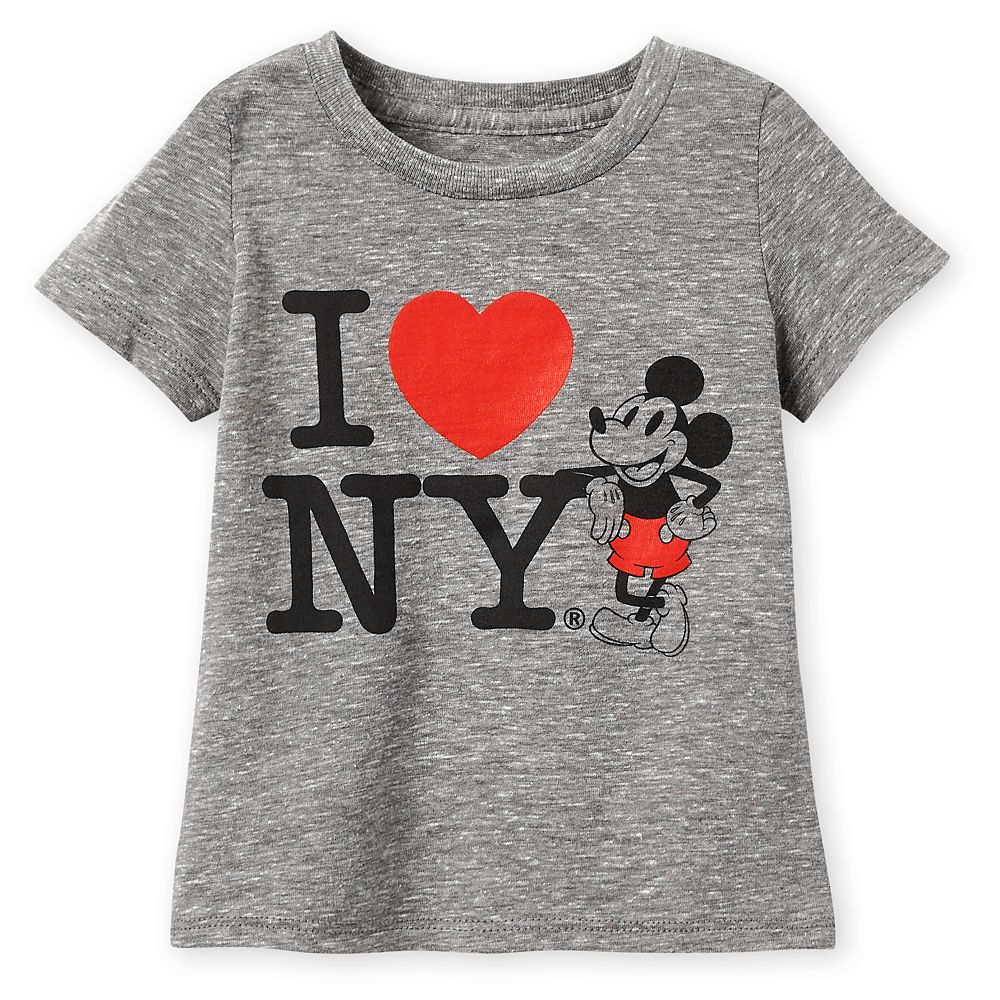 Mickey Mouse T-Shirt for Baby – New York